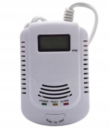 Детектор угарного газа ЖК-детектор CO