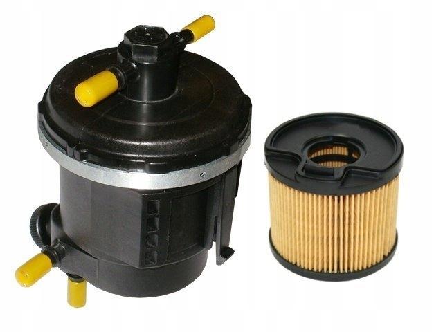 корпус фильтр топлива citroen xsara пикассо 20hdi