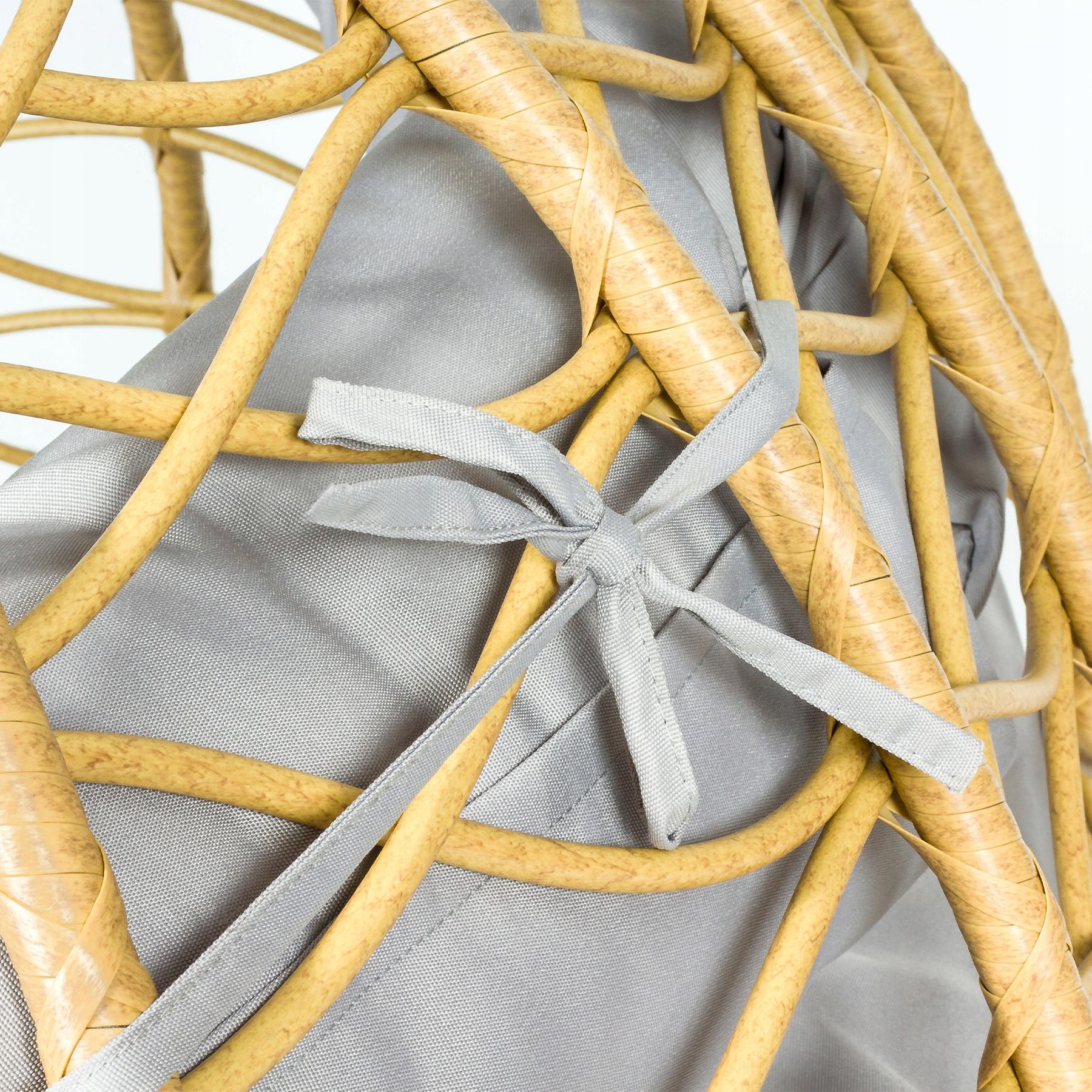 XXL Závesná záhradná stolička Hojdací kokonový košík EAN 5902490744035