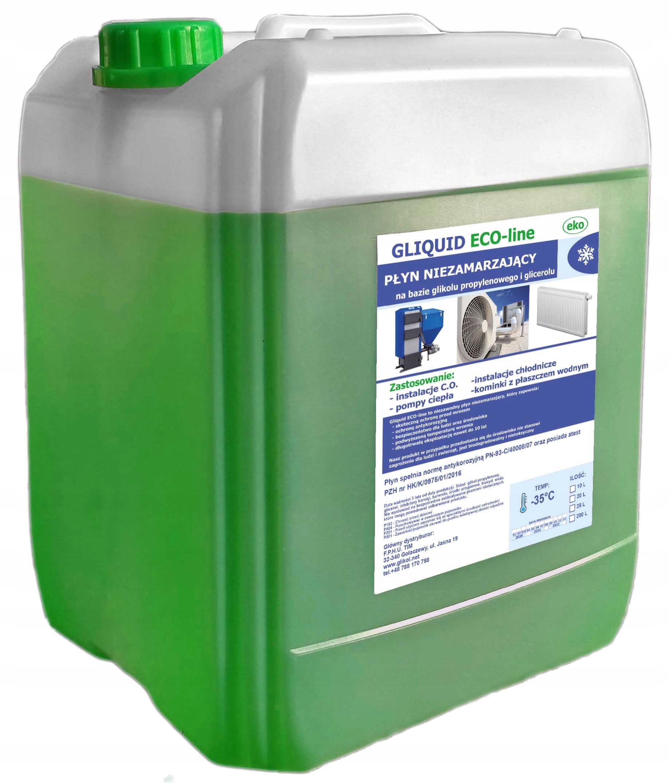 жидкость для центрального отопления -35C 20л эко
