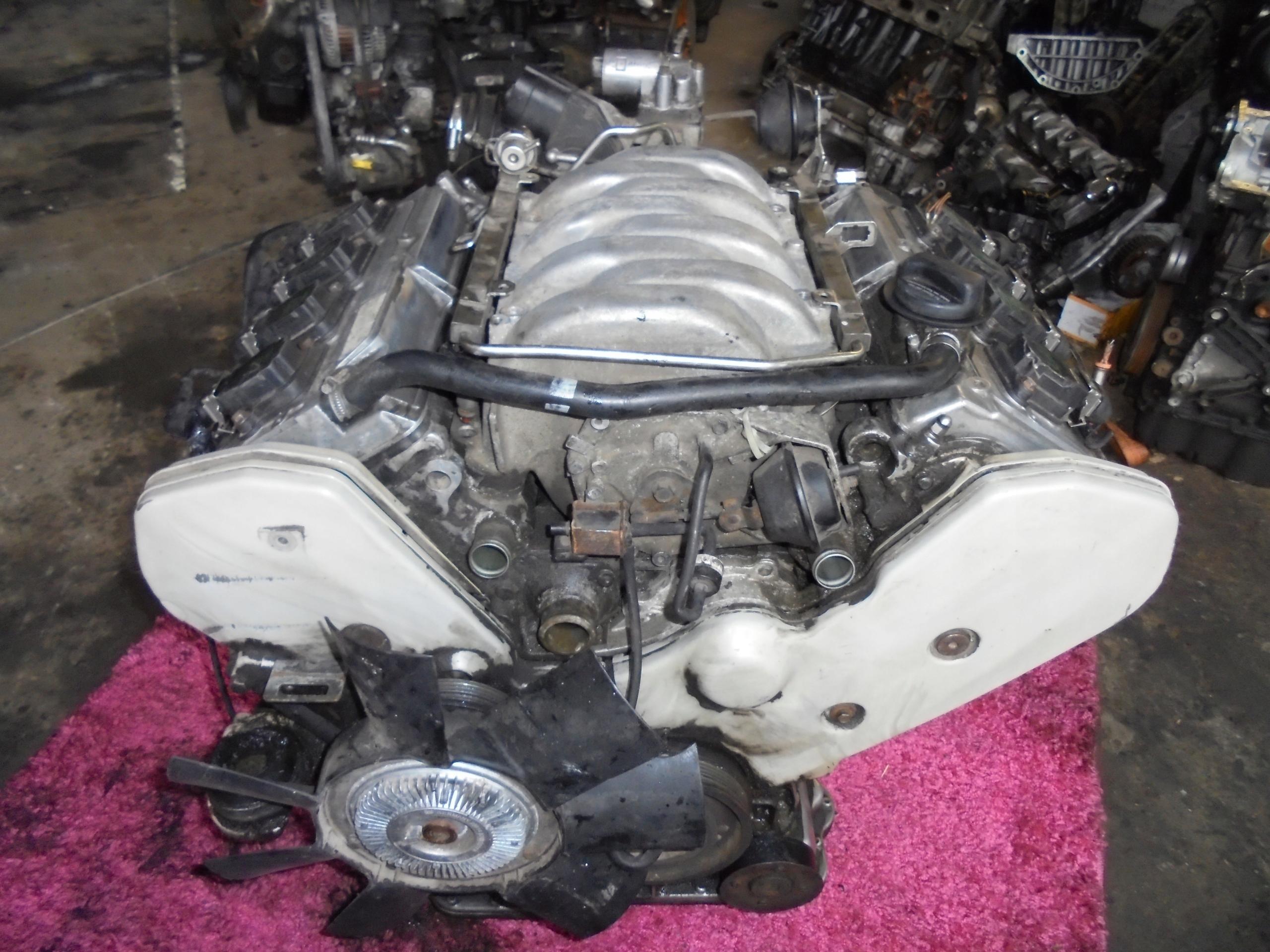 двигатель audi a8 d2 37 v8 aew