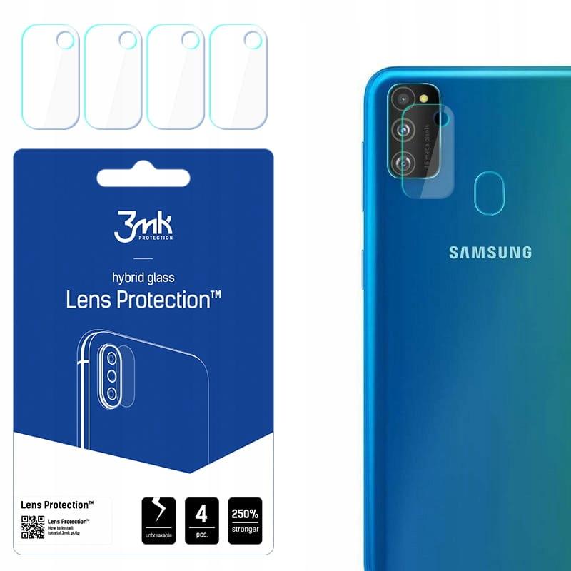 Szkło na obiektyw aparatu do Samsung Galaxy M30s