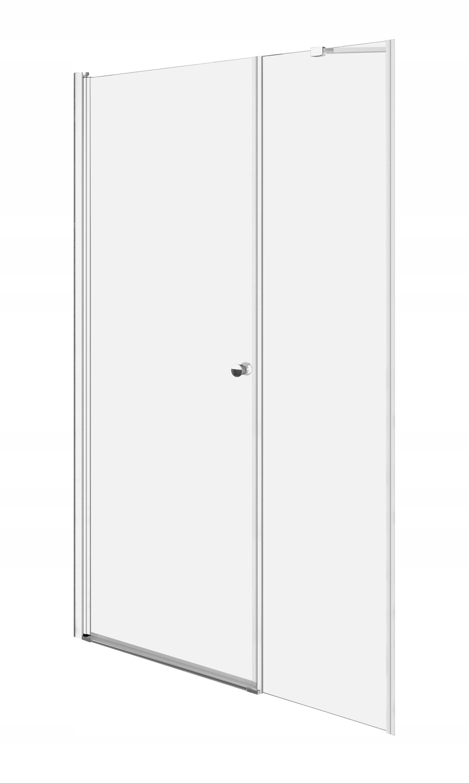 Sprchové dvere EOS DWS 100x197 číre kl