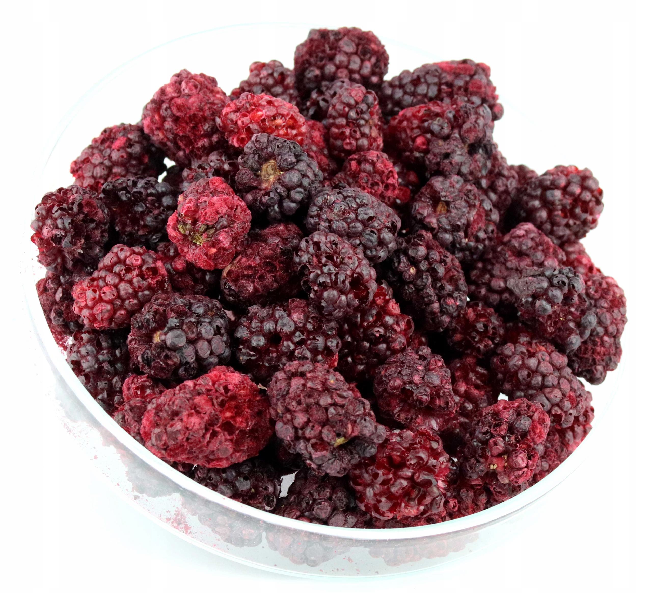 LIO JEŻYNA liofilizowna cała owoce liofilizowa 50g