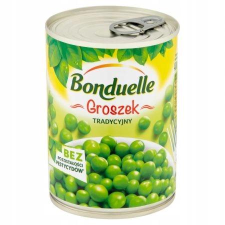 Groszek tradycyjny Bonduelle 400g