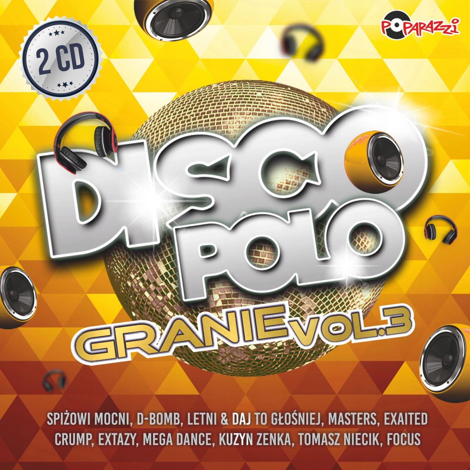 Item Medley | DISCO POLO PLAY VOL.3 (2CD) - NEW
