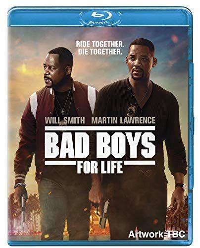 Item BAD BOYS FOR LIFE [BLU-RAY]
