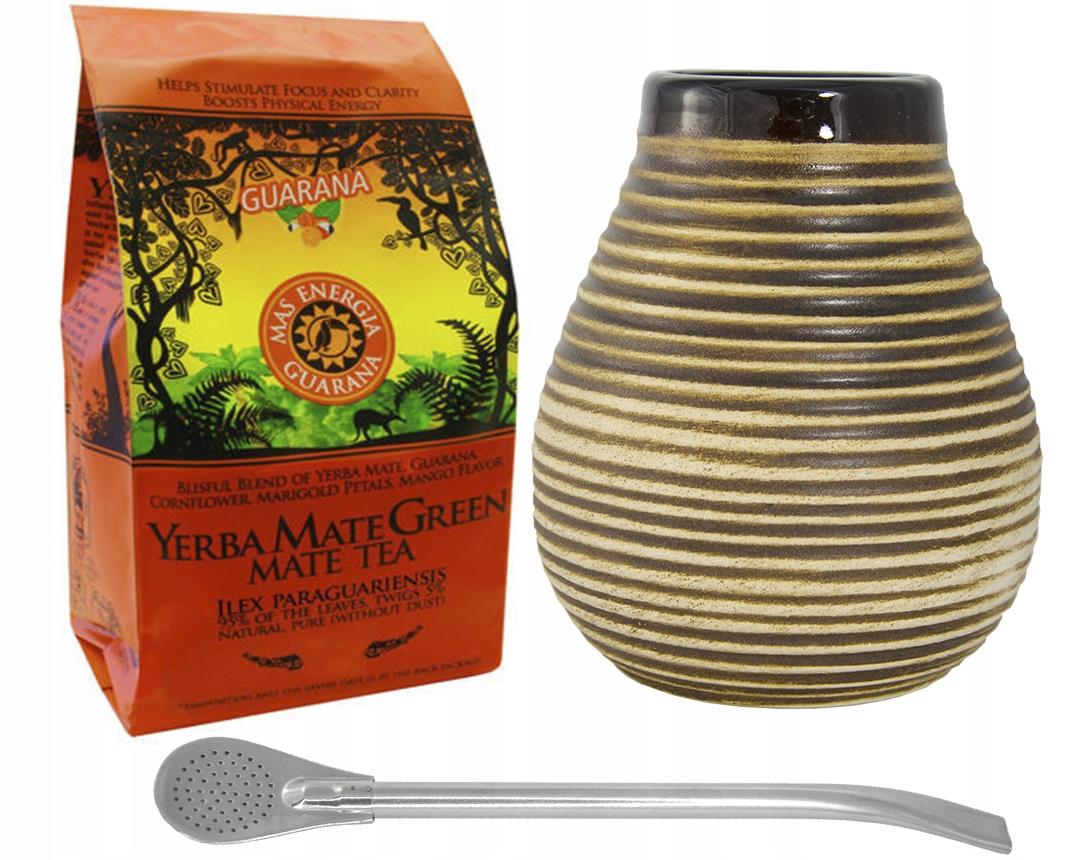 Zealand СТАРТЕР BOMBILLA   чай мате ГРИН