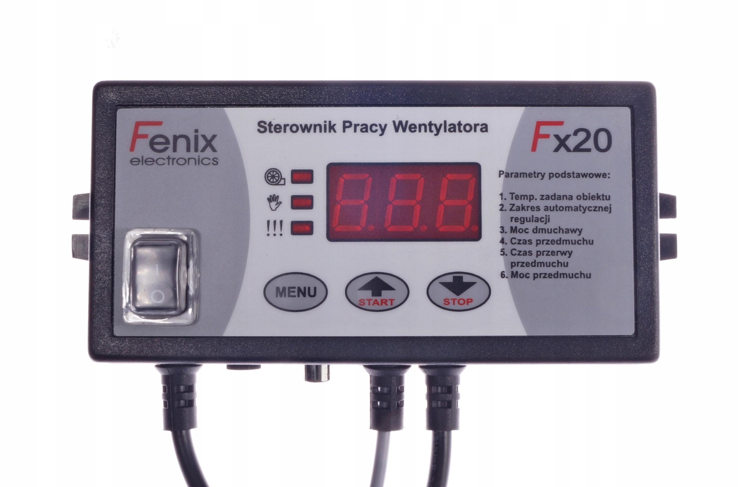 Контроллер-регулятор fx28 для свинарников, курятников, коровников