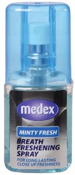 Medex Spray Odświeżający Oddech Minty Fresh 20ml