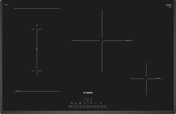PŁYTA INDUKCYJNA BOSCH PVS 851FB5E 80 cm Czarna !