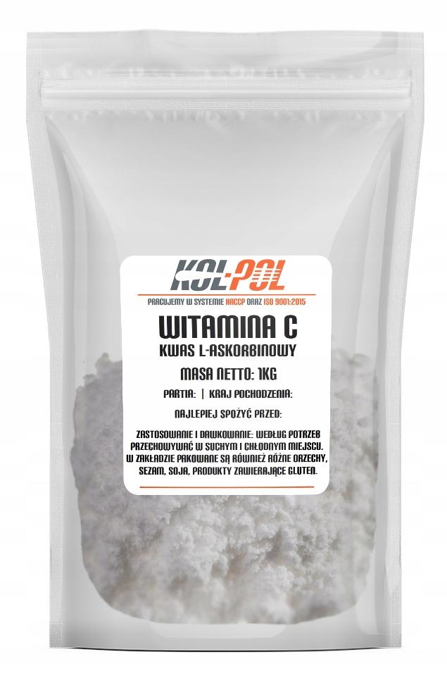 ВИТАМИН C 1 кг л аскорбиновой кислоты 100 Для бассейна