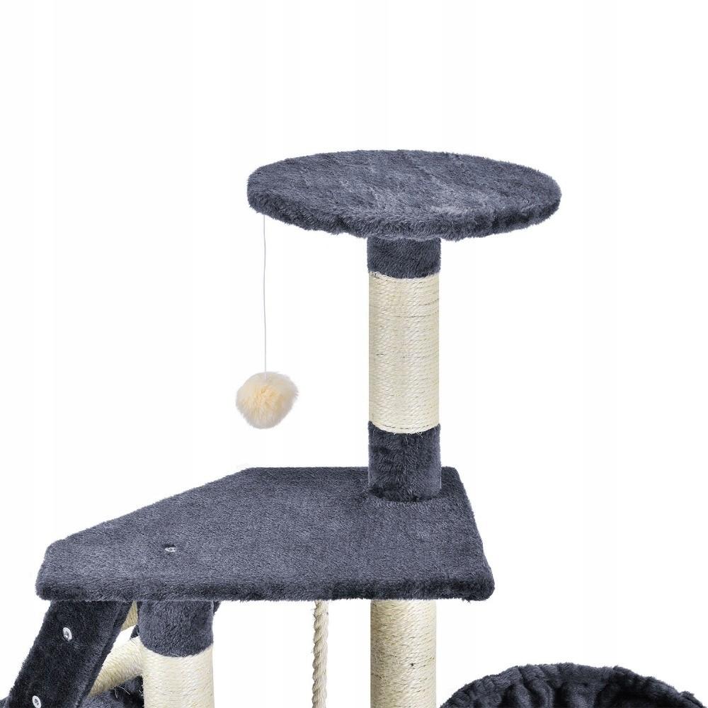 Drapak dla kota DUŻY wieża legowisko domek Nazwa handlowa DRAPAK DUŻY