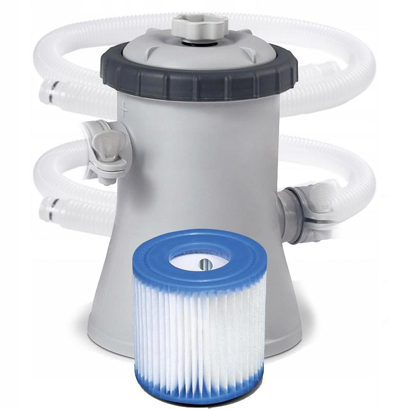 Фильтр насос для бассейнов 1250 л/ч INTEX 28602
