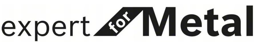 Bosch Dysk fibrowy Tarcz ścierna 125mm gr.80 Fibra Średnica otworu 22,2mm