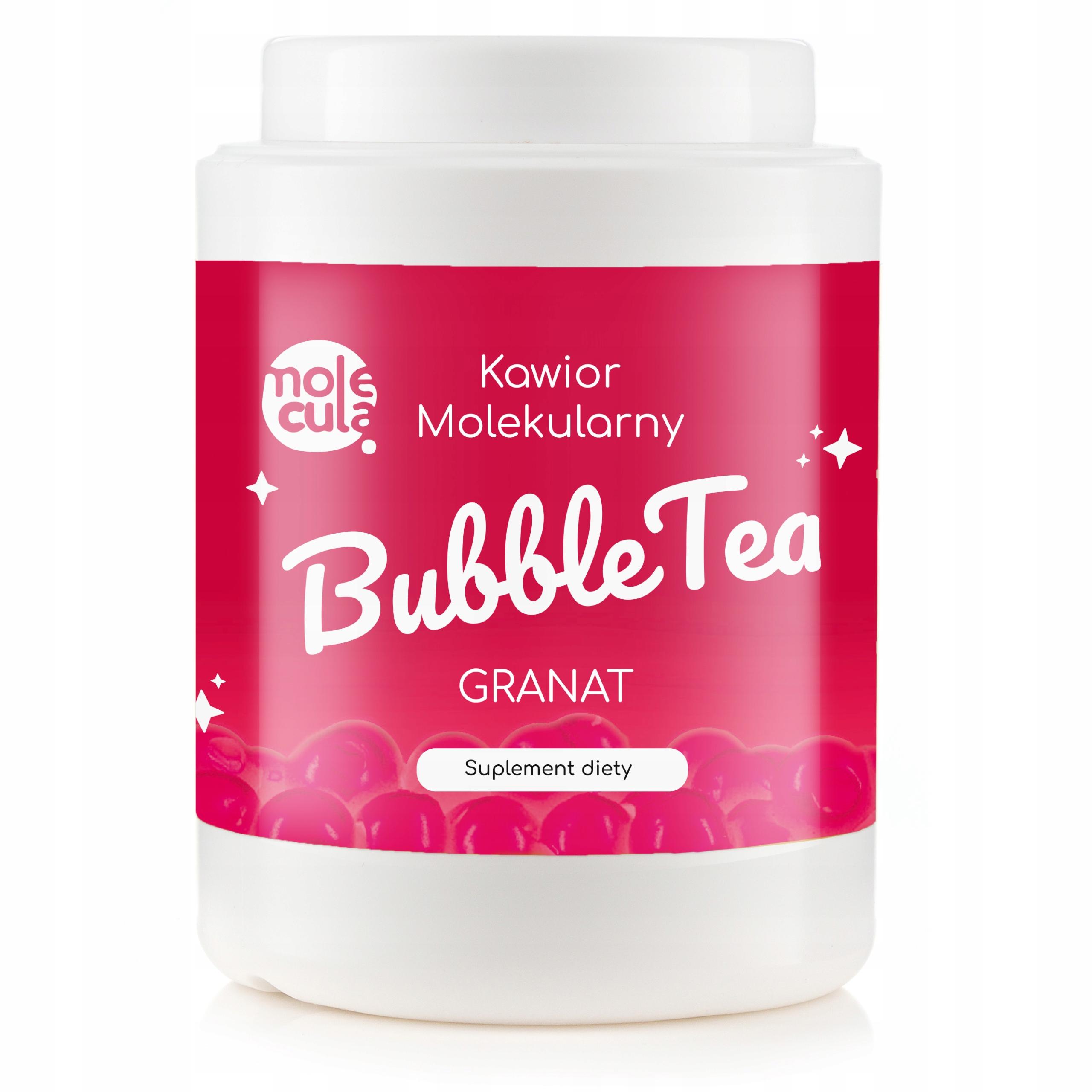 Bubble Tea BBs Molecular Caviar 2 КГ ГРАНАТ