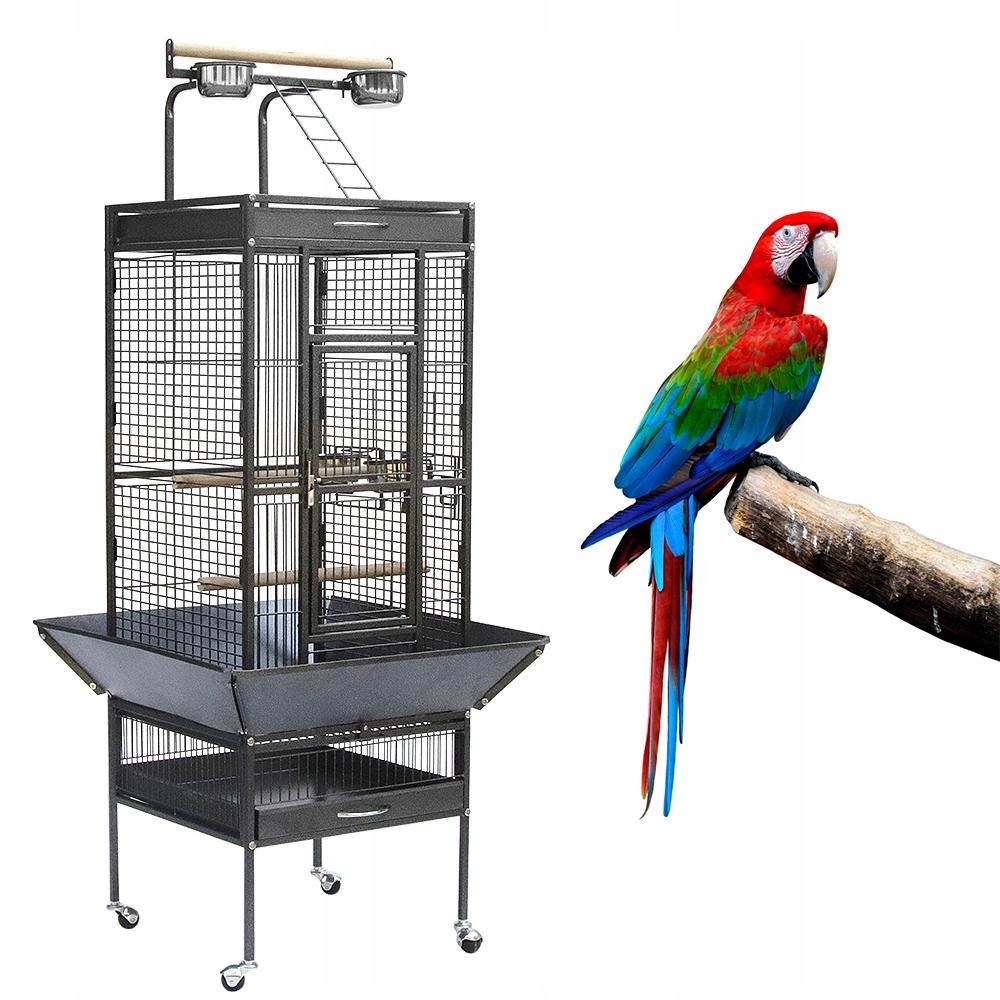 КЛЕТКА 156 см для экзотических попугаев