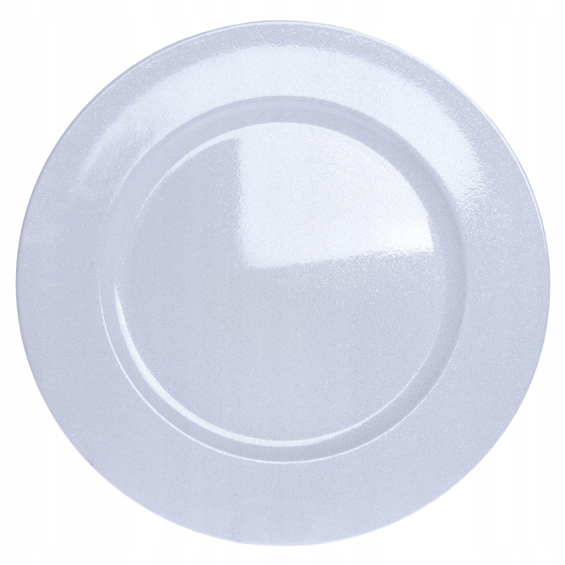 Moderné dosky, pod tanier biely vintage glam