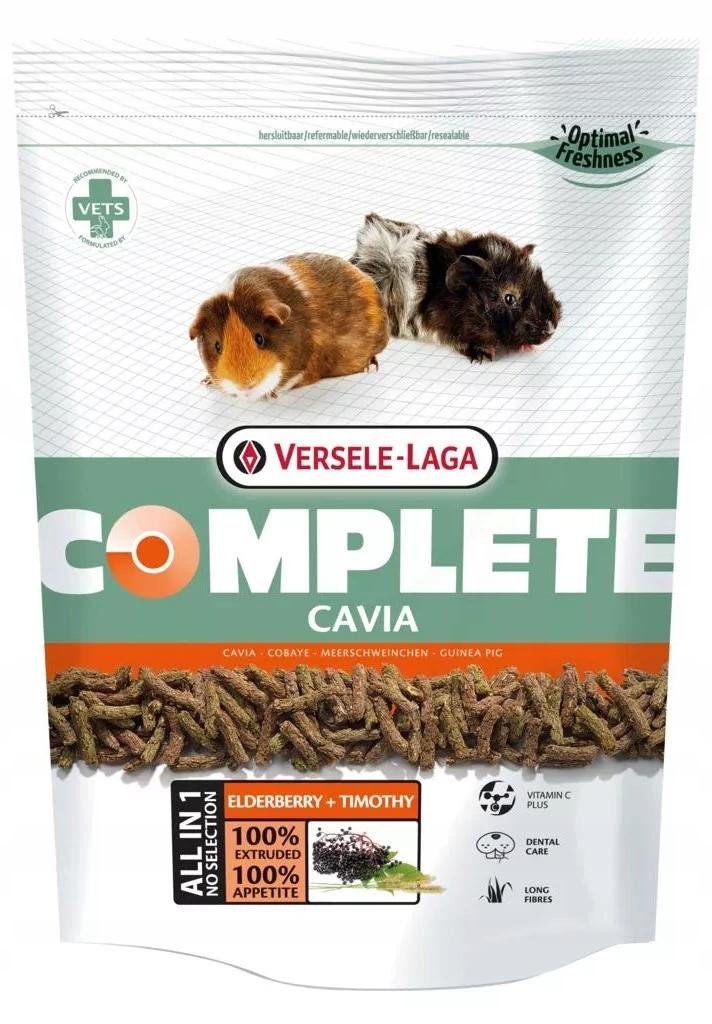 VERSELE-LAGA Экструдированная Cavia Complete 500 г