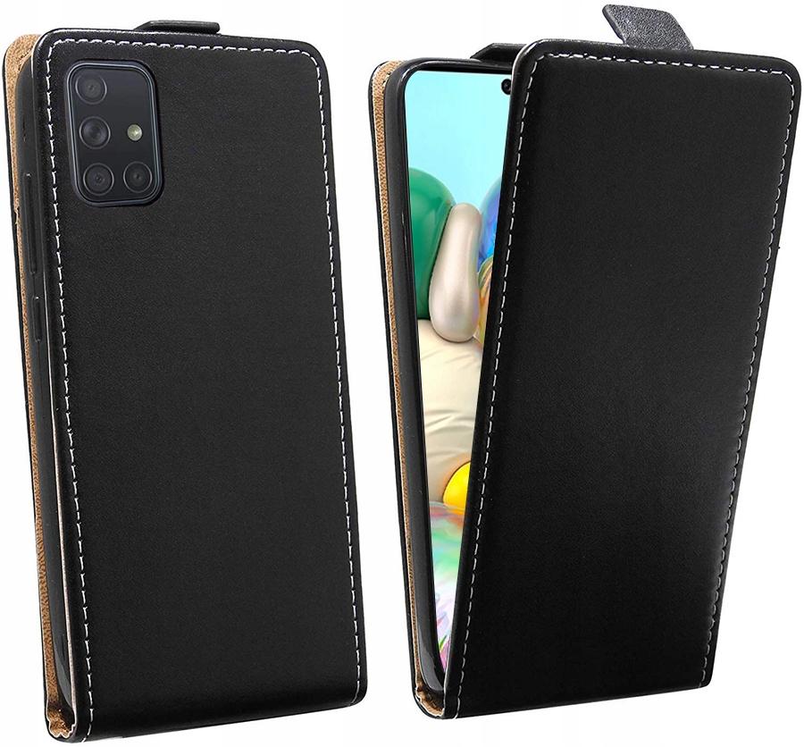 Etui do Samsung Galaxy A51 5G Flexi Case + Szkło