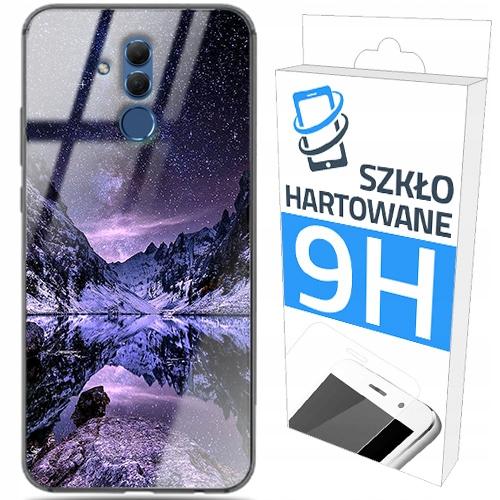 150wz Etui Glass Case+szkło Huawei Mate 20 Lite