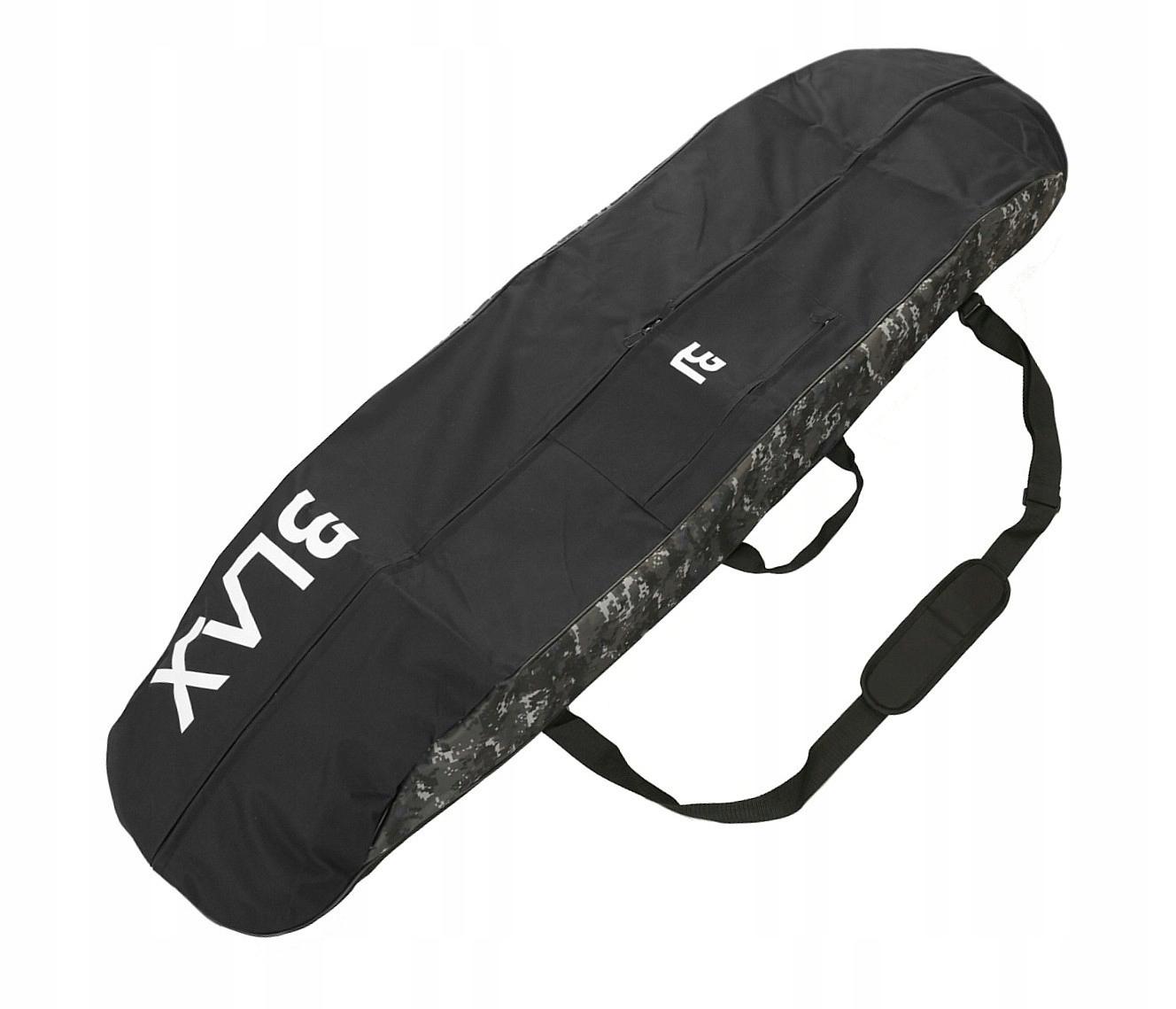 obal na snowboard BLAX Ikona - Black/Camo