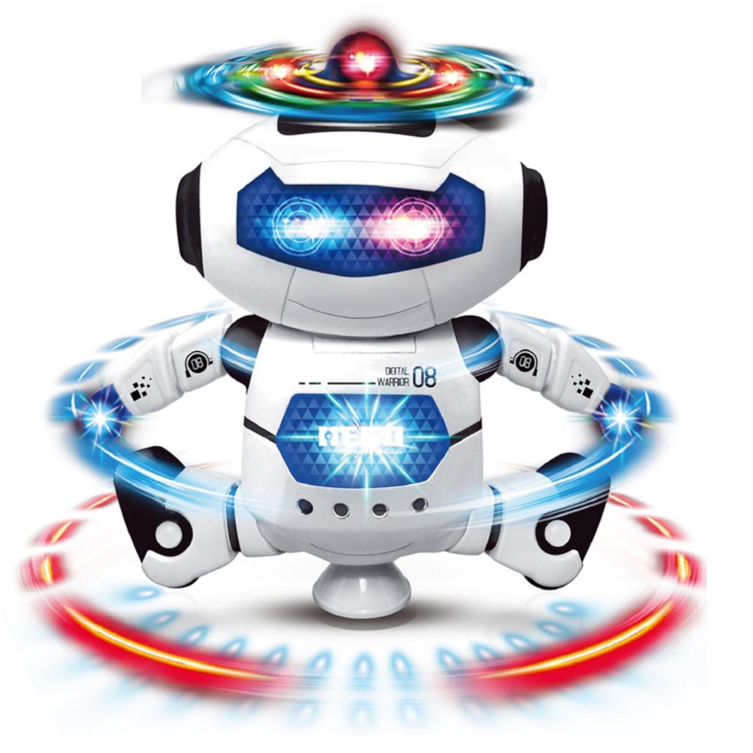 Tańczący robot interaktywny jeździ dźwięki 44-2 Certyfikaty, opinie, atesty CE EN 71