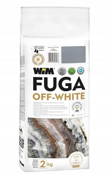 FUGA SUPER ELASTYCZNA WIM OFF-WHITE- PROFESJONALNA