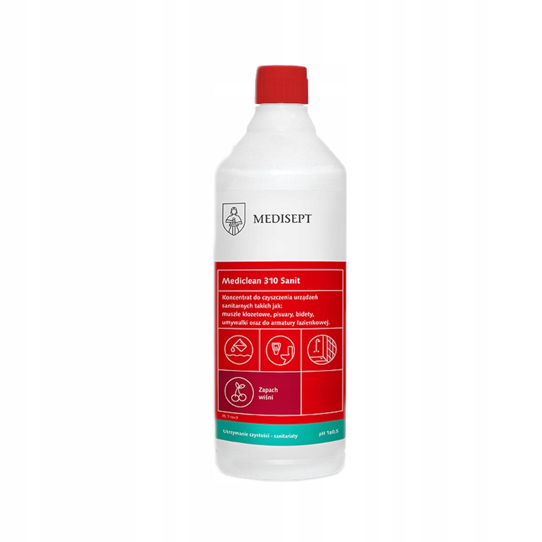 Mediclean MC310 Жидкость для мытья ванных комнат, санузлов