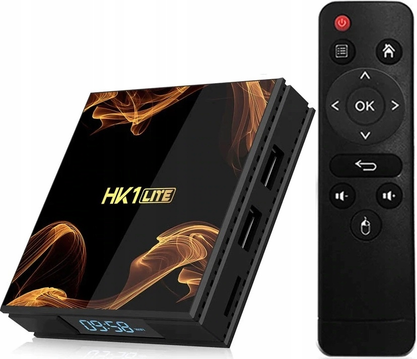 SMART TV BOX HK1 Android 8.1 2/16 ГБ 4k UHD S905X