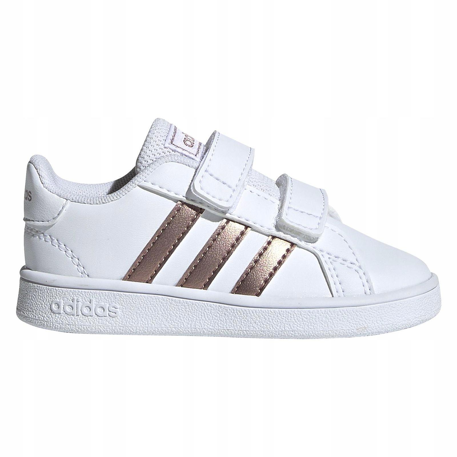 Buty dla dzieci adidas Grand Court r.27