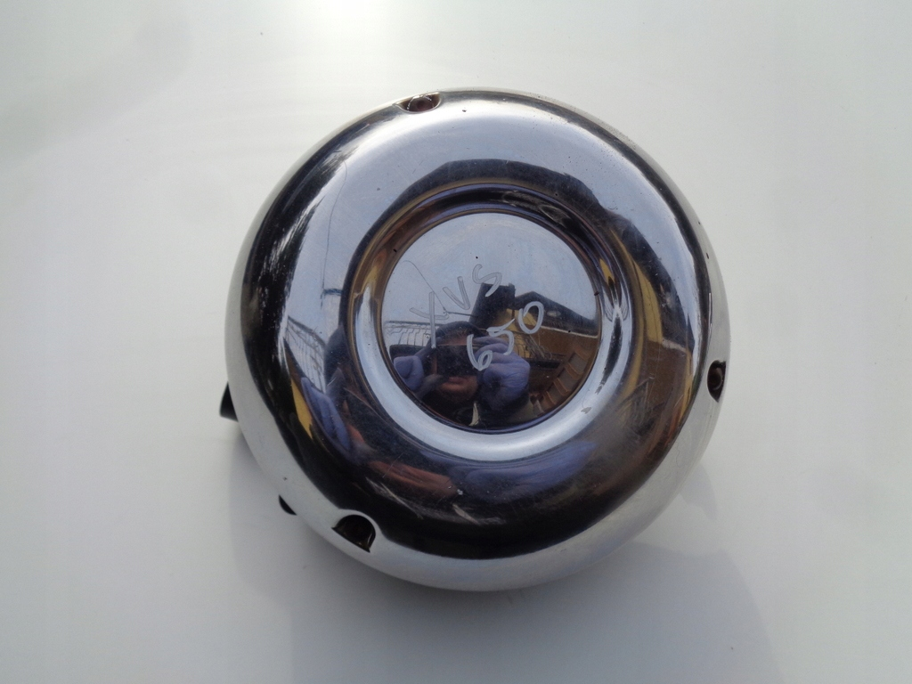 Picture of AIRBOX CHROME FILTER YAMAHA XVS 650 DRAG STAR