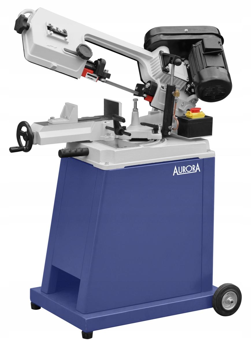 PRZECINARKA TAŚMOWA DO METALU AURORA G5013W 125 mm