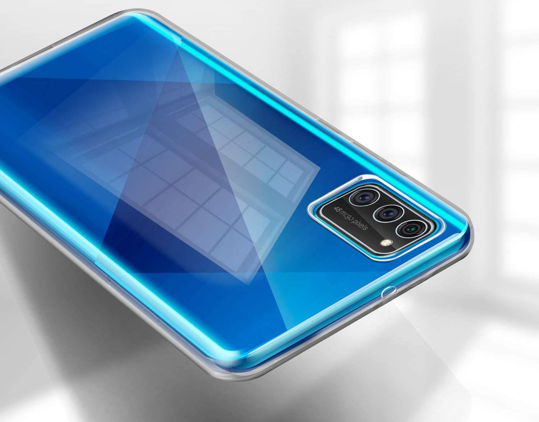 Etui Case Guma + Szkło 9h do Samsung Galaxy A41 Przeznaczenie Samsung