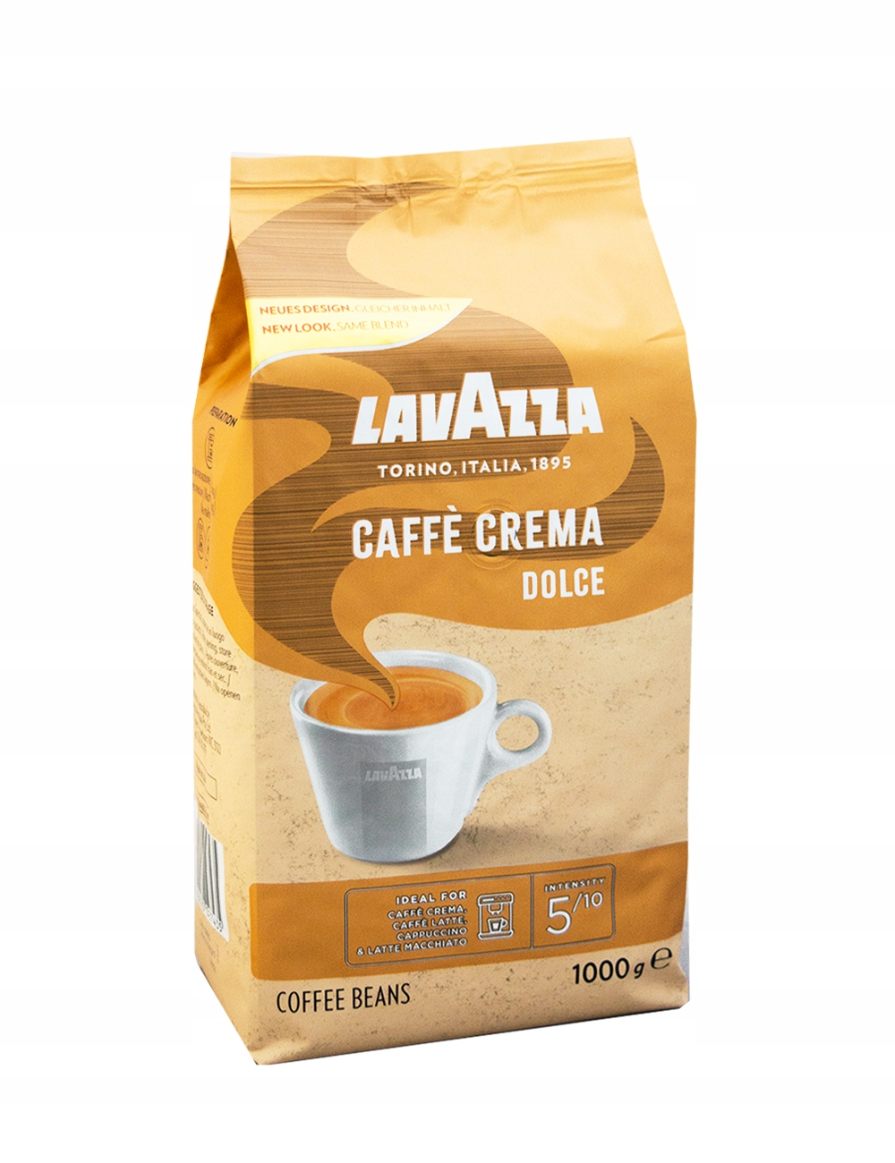 Item Bean coffee type LAVAZZA CAFFE CREMA DOLCE 1 kg