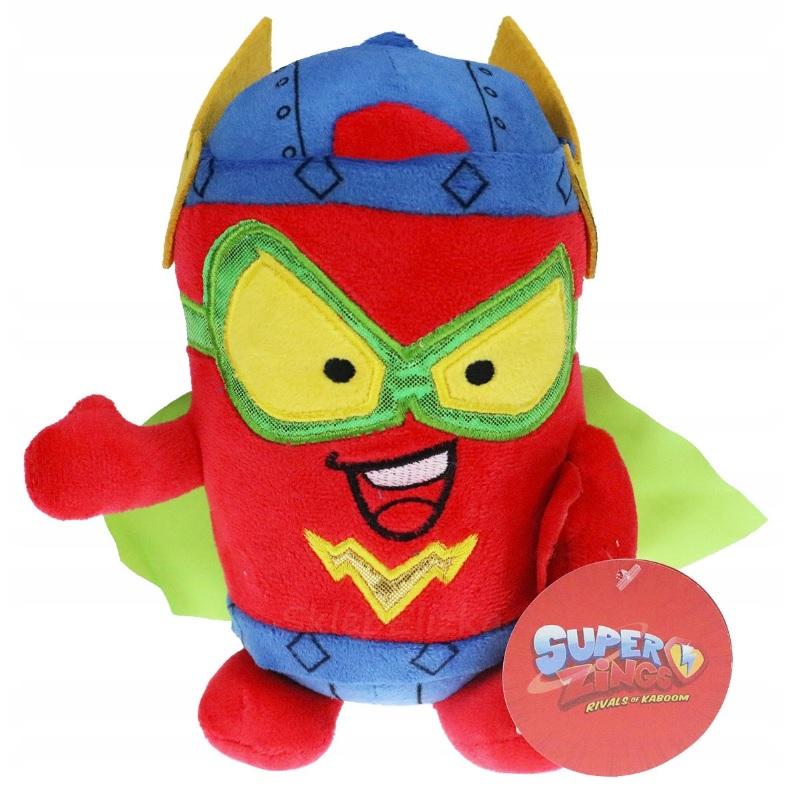 Maskot Kid Fury SuperZings Rivals of Kaboom 27cm