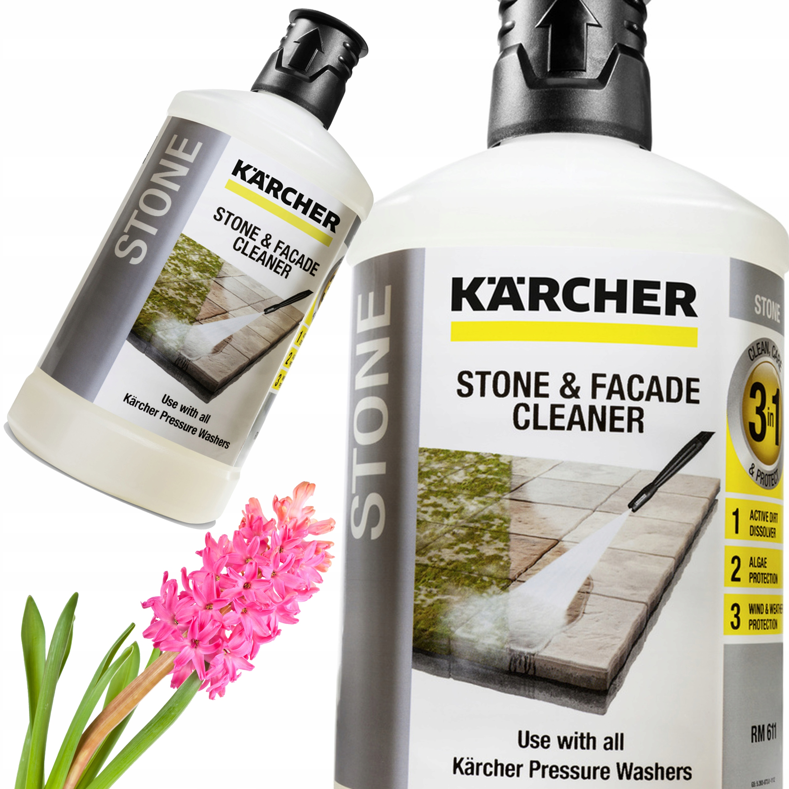 KARCHER STONE CUBE CLEANER