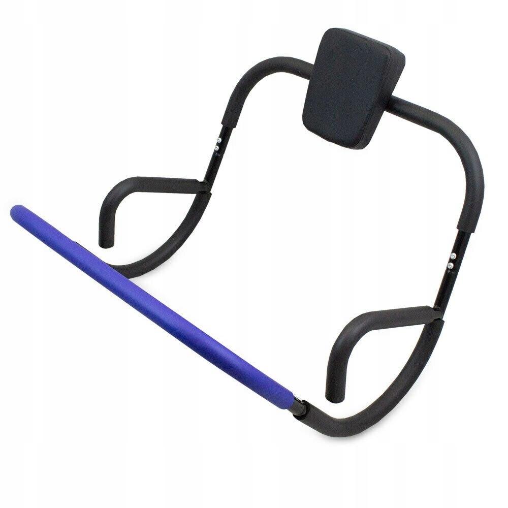 Koliesková kolíska pre fitnes brušných svalov