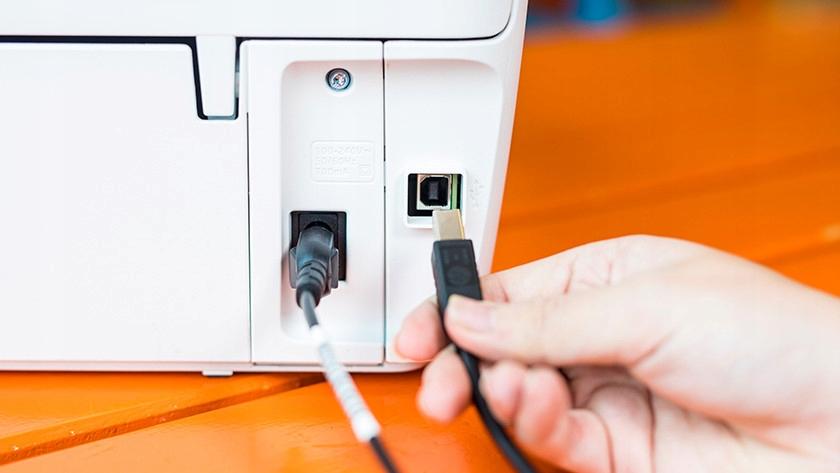 KABEL FOR SKRIVER USB SCANNER AB Kabel 5m EAN 5901969413519