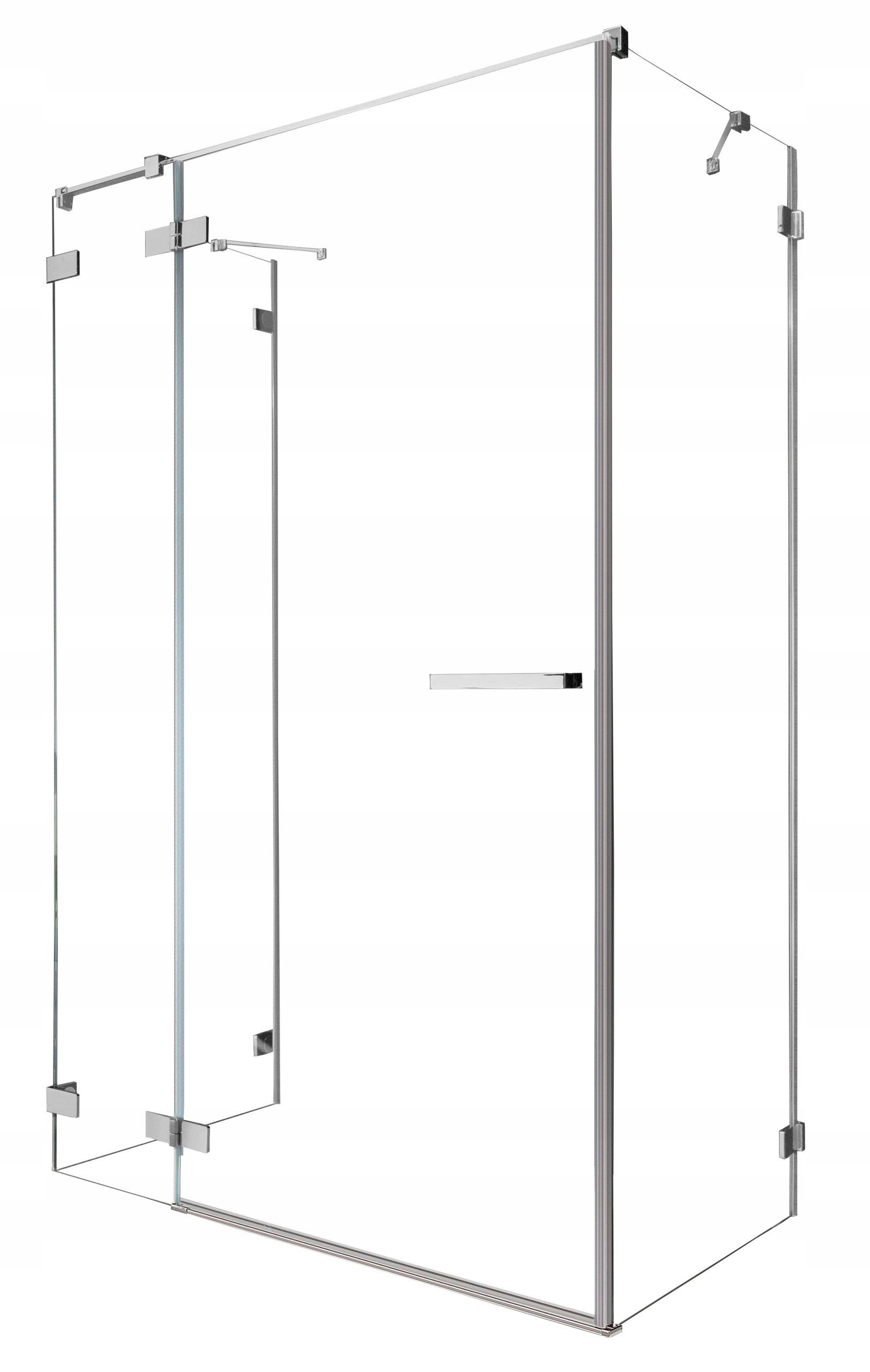 Kabína sprcha Euphoria KDJ+S 90x80x200 RADAWAY