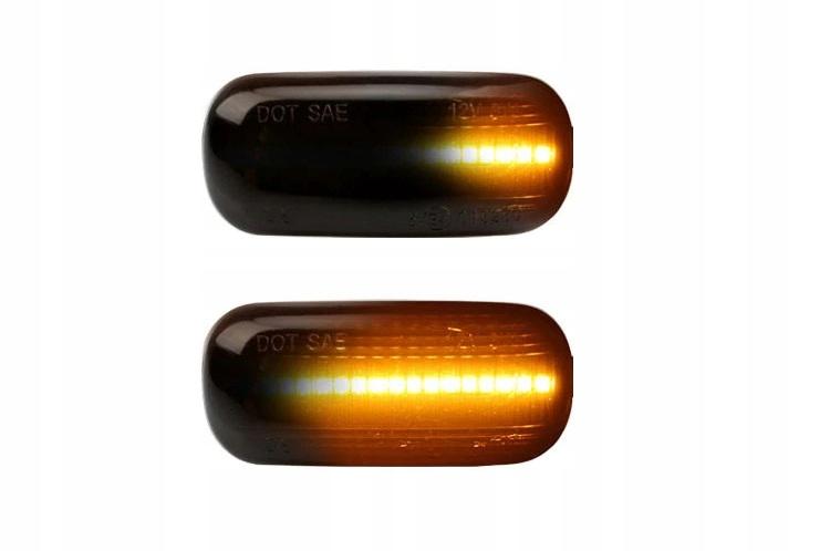 динамические фонарь указателя поворота audi a3 a4 b6 b7 a6 c5 c6