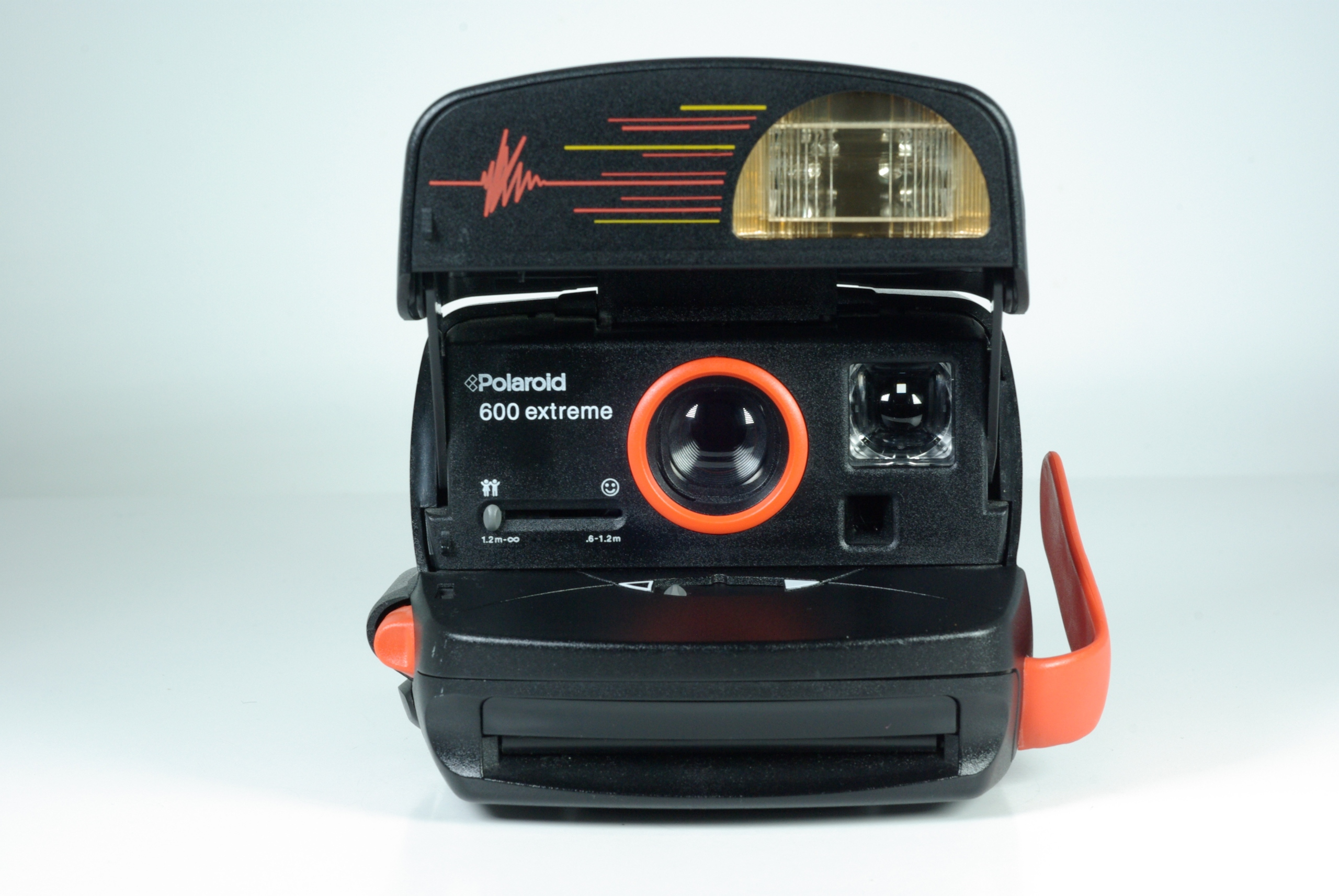 Polaroid 600 extrémne-nenechajte si ujsť!