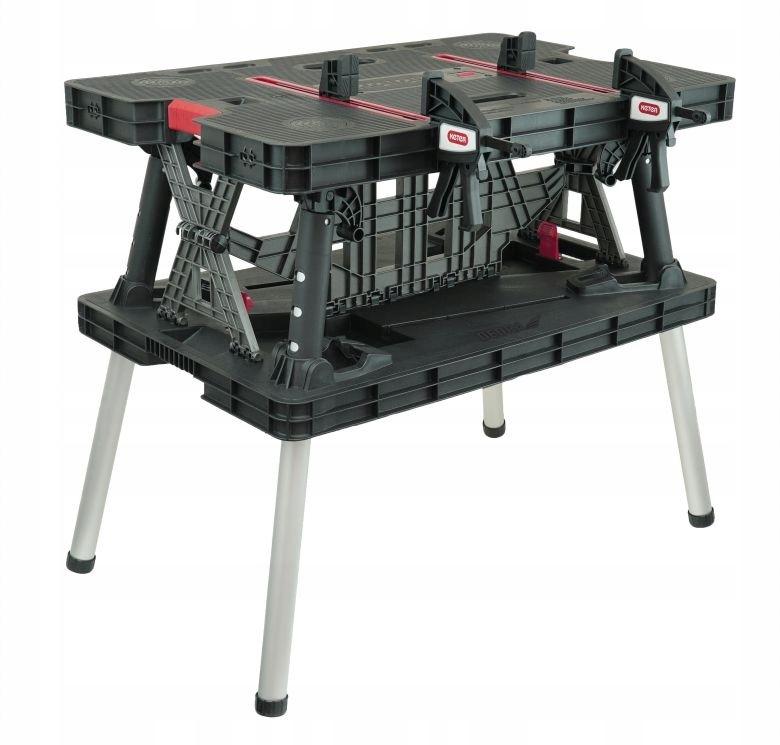 Dedra N120 workbench skladacie max 453 kg