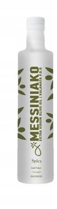 Оливковое масло MESSINIAKO Ранний урожай 500мл