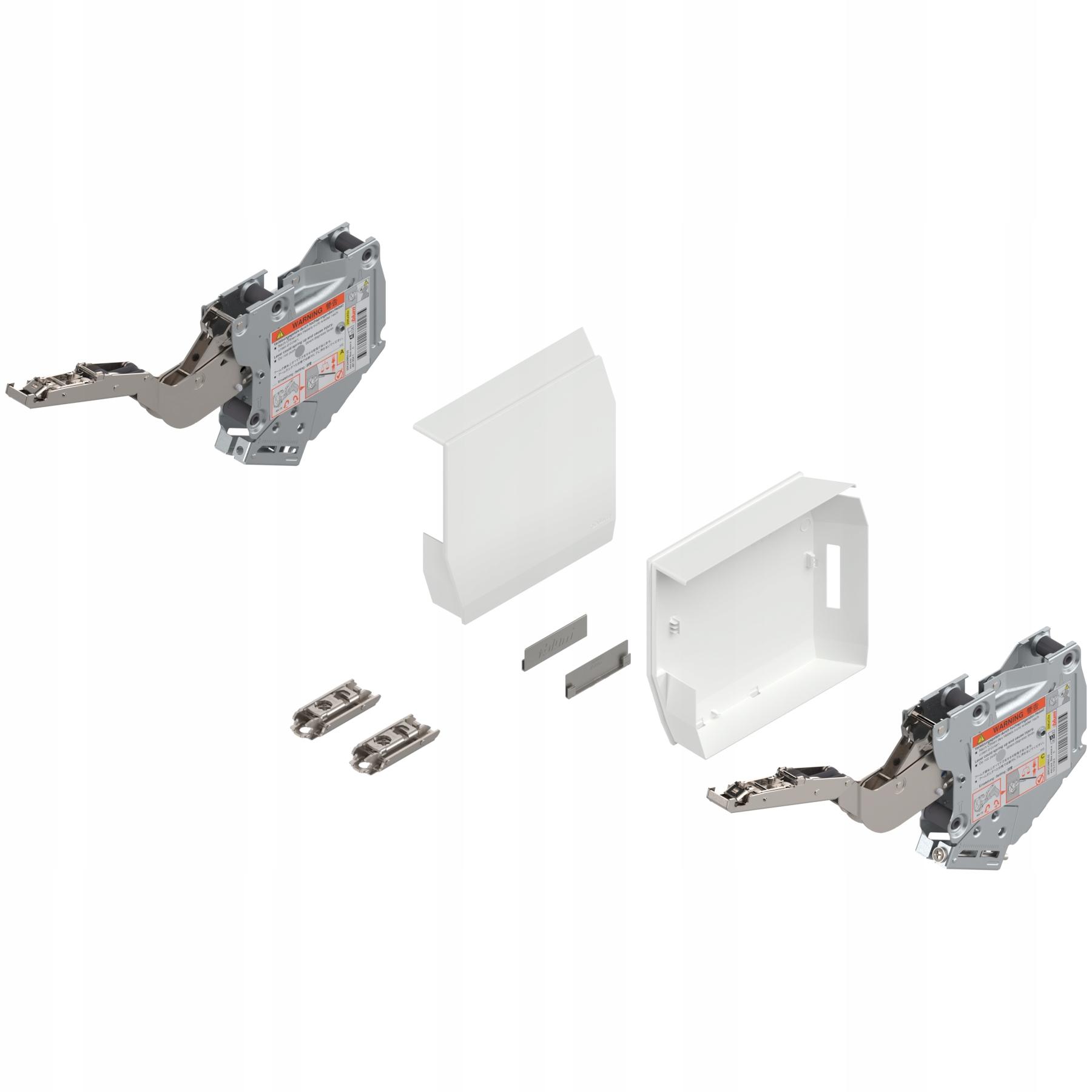 Biely výťah Aventos HK-S Blum TIP-ON 20K2E01T