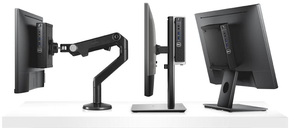 Dell Optiplex 3050MFF i5-7500T 16GB 500SSD m2 KL.A Marka Dell