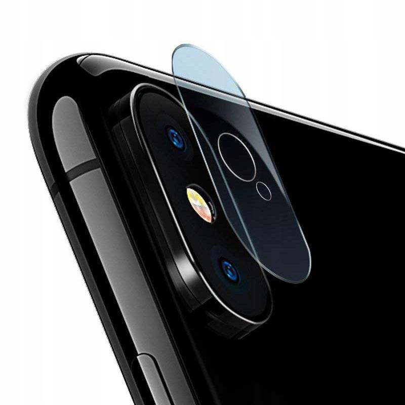 Szkło Na Aparat Obiektyw do Iphone X