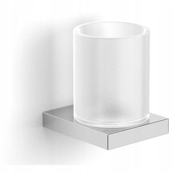 Rukoväť zo skla / chrómu Stella Kobe 10.411