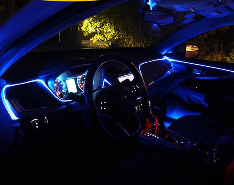 [SWIATLOWOD AMBIENT LED LIGHT RGB WNETRZE из Польши]изображение 1