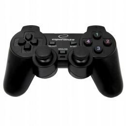 Esperanza Gamepad EG106 Drôty do PS3 a PC